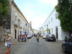 Santo Domingo, Dominican Republic: Calle Las Damas