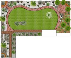 large yard landscaping ideas | Backyard Garden Ideas Design ...