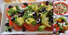 Tasty Salad To Deflate The Stomach And Cleanse The Body
