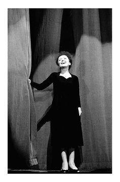 Édith Piaf à l'Olympia, Paris