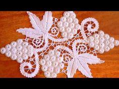 Crochet Bedspread, Crochet Doilies, Crochet Flowers, Crochet Stitches, Irish Crochet, Knit Crochet, Romanian Lace, Study Room Decor, Crochet Cactus