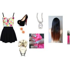 """""""girls night out"""" by jazzybadd-badd on Polyvore"""