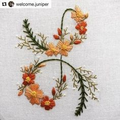 Through sickness and unending baby laundry, I finally finished this custom California poppy piece for my contest winner. Hand Embroidery Dress, Hand Embroidery Projects, Blackwork Embroidery, Embroidery Alphabet, Embroidery Monogram, Silk Ribbon Embroidery, Hand Embroidery Patterns, Cross Stitch Embroidery, Embroidery Designs