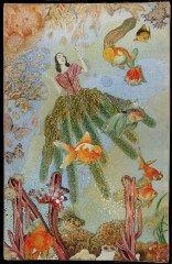 Joseph Cornell: Untitled (Tamara Toumanova), c. 1940.