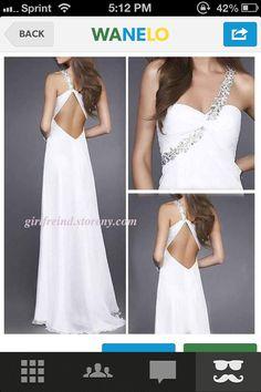Junior Prom Dress :)