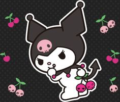 Are the sinister, witty Kuromi? Or the sweet, innocent My Melody? Which of these Sanrio characters are you? Sanrio Wallpaper, Hello Kitty Wallpaper, Kawaii Wallpaper, Sanrio Characters, Cute Characters, Halloween, Hello Kitty My Melody, Hello Kitty Tattoos, Pochacco