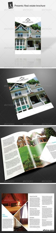 Real Estate Brochure Nova Graphic Pinterest Brochures - real estate brochure template