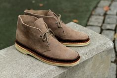 Clarks October 2012 Releases @ Kith NYC