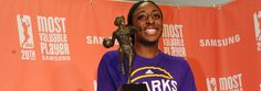With her game-winning basket with 3.1 seconds left in an epic Game 5, Nneka Ogwumike lifted the L.A. Sparks to their first championship since 2002. But she joined an exclusive club in WNBA history as one of seven players to …