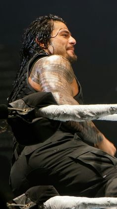 Lookin' good Roman....lookin' REAL GOOD!!