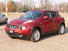 Engine: 1.6L I-4 cyl Exterior Color: Cayenne RE Interior Color: Black/Red VIN: JN8AF5MV6DT205577 Model Code: 20613 Stock #: N38928 Drive Line: AWD