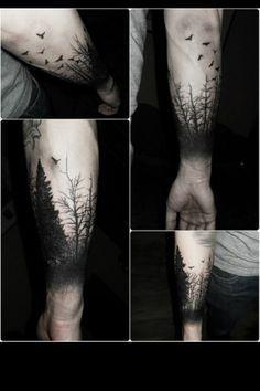 Foresta nera Parte1