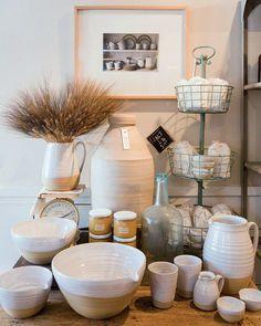 Farmhouse Pottery | Open Studio