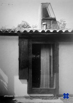 Álvaro Siza /// House Luis Rocha Tomé Ribeiro /// Maia, Porto, Portugal /// 1960-1962
