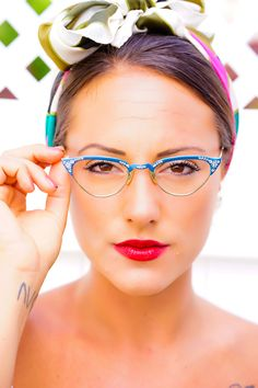 Vintage Cateye Glasses All Metal Frames Gold filled Electric Blue New Old Stock Made In USA Large Size by hisandhervintage on Etsy Eye Frames, Metal Frames, Super Short Hair, Cat Eye Glasses, Eye Make, Eyeglasses For Women, Glasses Frames, Electric Blue, Women's Eyewear