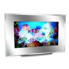 FLAT SCREEN UNDERWATER FANTASY MOTION LIGHT AQUARIUM