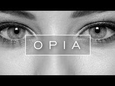 opia n. the ambiguous intensity of looking someone in the eye, which can feel simultaneously invasive and vulnerable—their pupils glittering, bottomless and opaque—as if you were peering through a hole in the door of a house, able to tell that there's someone standing there, but unable to tell if you're looking in or looking out - The Dictionary of Obscure Sorrows