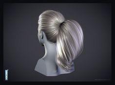 CG Hair - Groom 3 by Adam Conway | Realistic | 3D | CGSociety