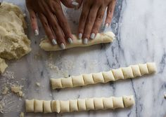 How To Make Gnocchi from Potatoes: gnocchi is a soft fluffy dumpling used in traditional Italian cooking pasta dishes instead of noodles.