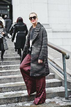 New_York_Fashion_Week-Street_Style-Fall_Winter-2015-Natalie_Joos- by collagevintageblog, via Flickr