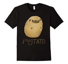 Men's Pugtato Pug Lovers T-shirt For Men Boys Kids 2XL Bl... https://www.amazon.com/dp/B071HKHWH4/ref=cm_sw_r_pi_dp_x_gLzezbV3Q8M4N