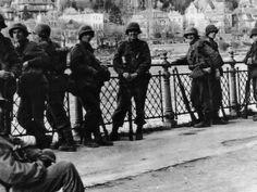 Heidelberg 1945 - 63rd Infantry Division