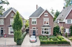 Woning Apeldoorn, Parken
