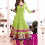 CBazaar has introduced its latest Anarkali Suits New Arrival collection for the years 2015-16.