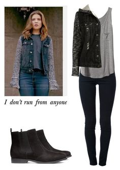 """""""Davina Claire 3x07 - The Originals"""" by shadyannon ❤ liked on Polyvore featuring STELLA McCARTNEY, Tinsel and H&M"""