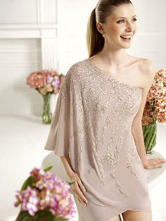 Modelo Cafetal: Pronovias vestidos de fiesta {avance colección 2013}