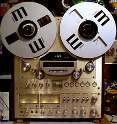 Reel to Reel Tape Recorder Manufacturers - Marantz - Museum of Magnetic Sound Recording