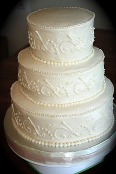 60th Wedding Anniversary Cake by Designer_Cakes, via Flickr