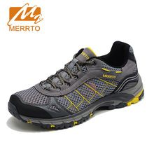 US $64.35 2017 Merrto Men Walking Shoes Breathable Sneaker Lightweight Outdoor Trekking Shoes For Men Breathable Air Mensh Hiking Shoes. Aliexpress product