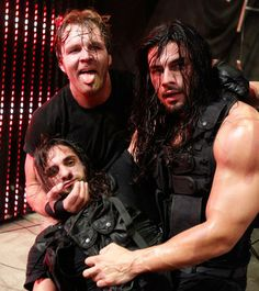 WWE- The Shield