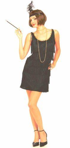 Forum Novelties Roaring 20′s Flapper Dress and « Clothing Impulse