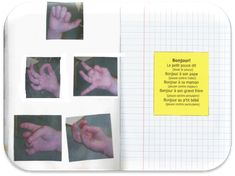 illustration jeu de doigts: Bonjour Chant, Polaroid Film, School, Blog, Cycle 2, Montessori, Ps, Alphabet, French
