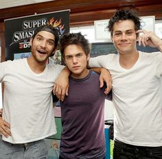 Tyler, Dylan, Dylan