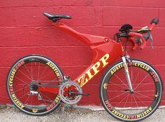 From Rust to Ironman: Extreme aero bikes