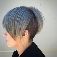 Show off the curve of your head. | 26 Undercuts That Will Make You Want To Get Your Clippers Out