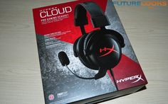 Kingston HyperX Cloud Gaming Headset Review - Futurelooks Cloud Gaming, Gaming Headset, Kingston, Headphones, Clouds, Games, Products, Headpieces, Ear Phones