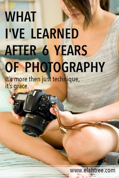 Photography Tips | Sometimes I forget how long I've been doing this photography thing. I forget how many years it's been, how things have changed.