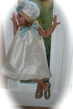 Luxury Special Occasion girls toddler dress Flower by lapetitjoli, $84.00