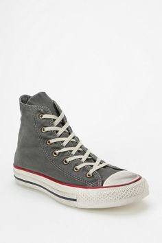 Converse Chuck Taylor All Star Washed Women's High-Top Sneaker - Urban Outfitters