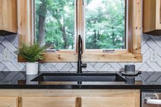Now that we've talked about our favorite bathroom fixtures when it comes to all things plumbing, it's time to share our favorite kitchen fixtures including sink Colorful Kitchens, Cool Kitchens, Kitchen Fixtures, Kitchen Cabinetry, Kitchen Colors, Kitchen Design, Small Kitchen Redo, Farmhouse Faucet, Kitchen Trends