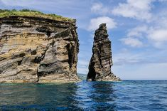 Islet Franca do Campo, Azores, Portugal. Diving World, Portugal, Cliff Diving, Out To Sea, The Beautiful Country, Lisbon, Stones And Crystals, Portuguese, Mother Nature