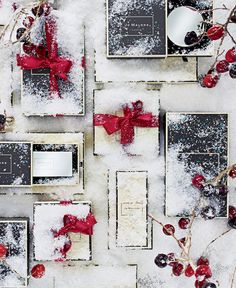 Jo Malone London | Silver Collection #FrostedFantasy #GiftGiving