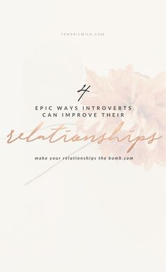 If you're wanting to make a change and do better in your connections with others, it starts with you, boo. You have at least 50% of the control in a relationship and the direction it goes. I think a lot of times, we want more out of our friendships and other relationships, but we're not willing to work on ourselves to contribute to making the whole greater. We want more love, deeper connections, and better understanding from others, but we're coming into it halfheartedly and with our own…