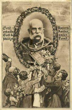 Her World, World War I, Fürstentum Liechtenstein, Empire House, German Confederation, Joseph, Franz Josef I, Francisco Jose, Kaiser Franz