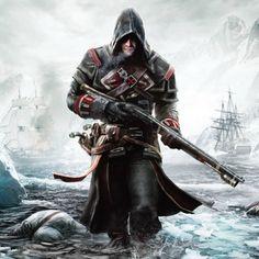 Assassin's Creed Rogue versão PC apenas em 2015