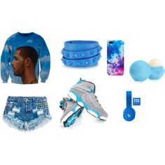 """Yhu hate me but yo nigaa love me"" by nneuphtalie on Polyvore"